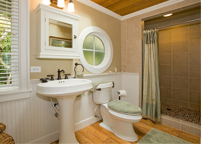 Bathroom That Had Remodeling In Virginia Beach