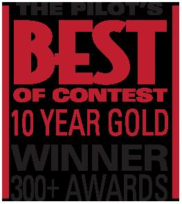 Best of Winner 10 Year Gold 300 plus Awards