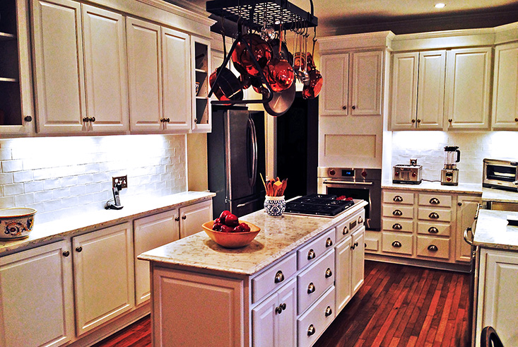 Browse Our Gallery Of Completed Kitchen Remodeling Projects Below.
