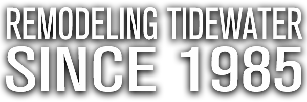 Remodeling Tidewater Since 1985