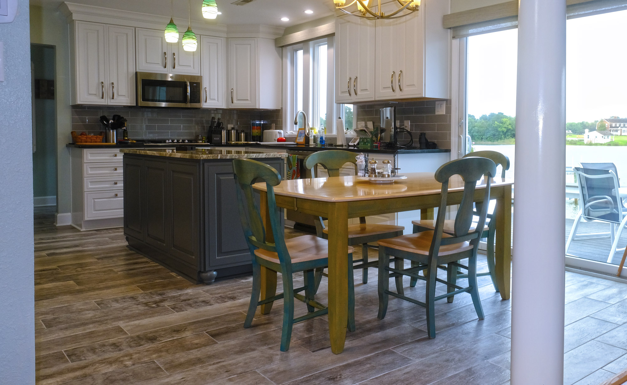 Kitchen - After photo