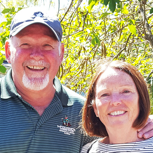 Mr. and Mrs. Nicolosi
